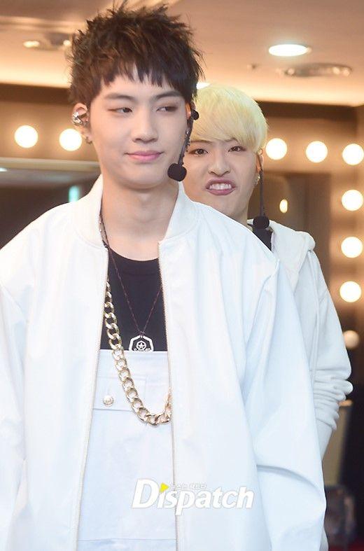 Lol Youngjae's face   Got7   JB   he is me lol
