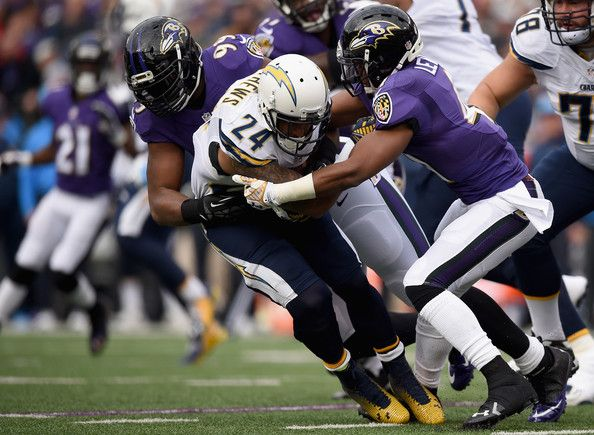 NFL Week 8 Betting, Free Picks, TV Schedule, Vegas Odds, San Diego Chargers at Baltimore Ravens, November 1st 2015