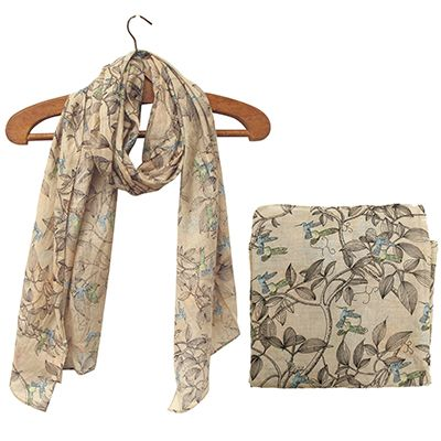 Loving this Disaster Designs UK Aviary Hummingbird Scarf. Available in pink as well, check out our website to buy online (NZ only)