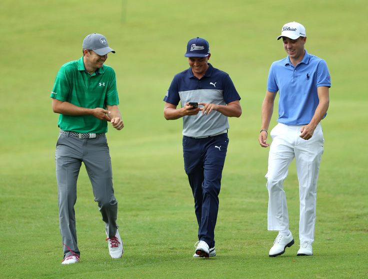 Watch what it's like to be paired with Jordan Spieth and Rickie Fowler>http://www.golfdigest.com/story/watch-what-its-like-to-be-paired-with-jordan-spieth-and-rickie-fowler #silvertip #golf