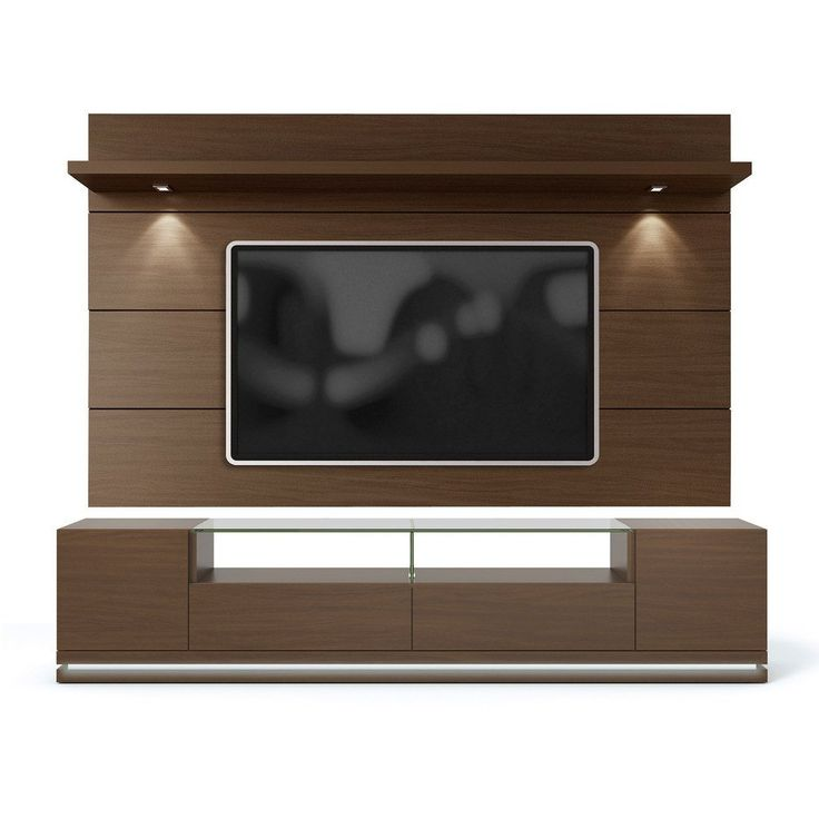 vanderbilt tv stand and cabrini 22 floating wall tv panel with led lights inu2026