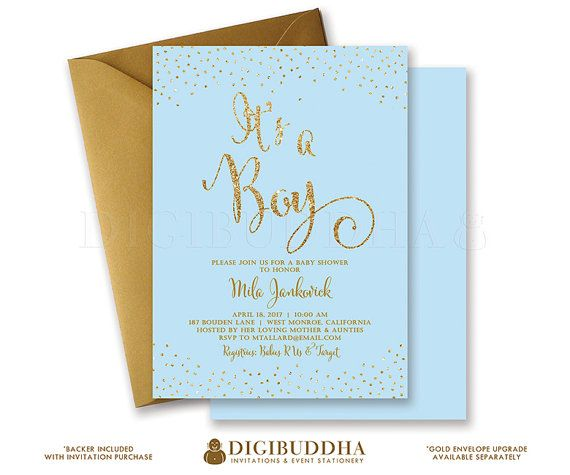 top 25+ best sparkle baby shower ideas on pinterest | gold sparkle, Baby shower invitations