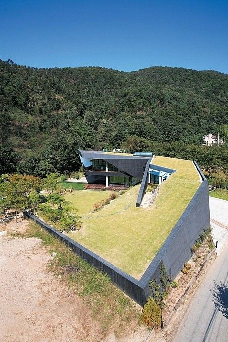 Villa Topoject by AND