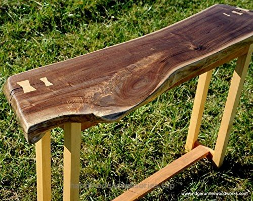 Walnut Hall Table  Check It Out Now     $550.00    This handmade, one of a kind figured walnut table would be a beautiful addition as a sofa table or entry table in an ..  http://www.handmadeaccessories.top/2017/03/18/walnut-hall-table-2/