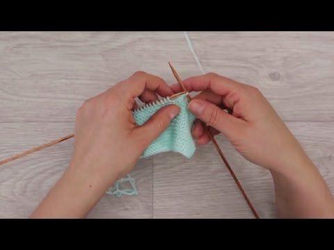 Tricoter des chaussons pour bébé (tuto) - Phildar