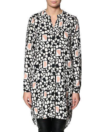 Seje Vero Moda Geo skjorte Vero Moda Skjorter til Damer i luksus kvalitet