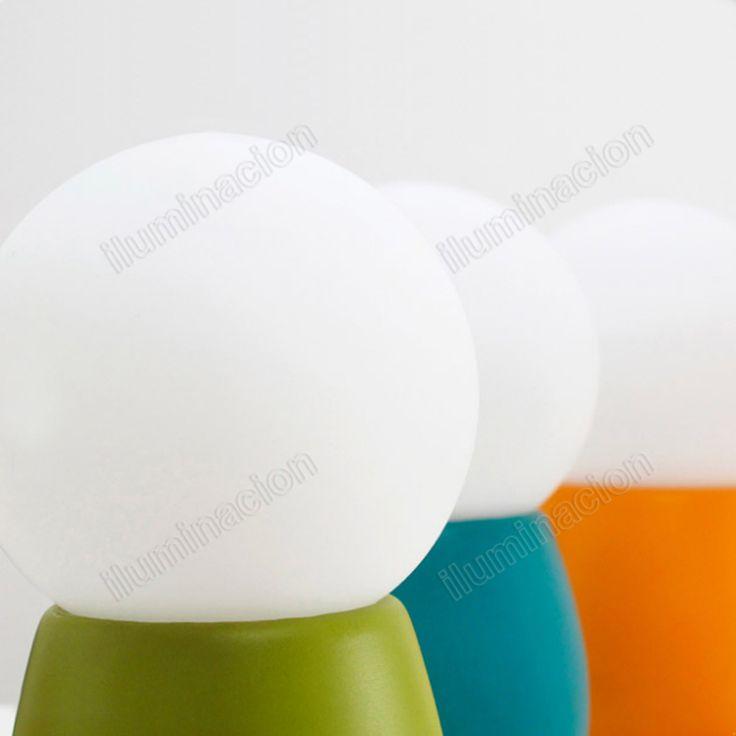 lmpara de mesa lmpara de mesa de una focos o lamparas para bao