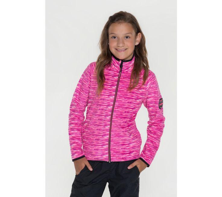 Dívčí žíhaná mikina Sam 73 | modino.cz #modino_cz #modino_style #style #fashion #sam73
