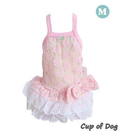 Robe pour chien - Milady https://www.cupofdog.fr/vetement-chihuahua-manteau-petit-chien-xsl-246.html