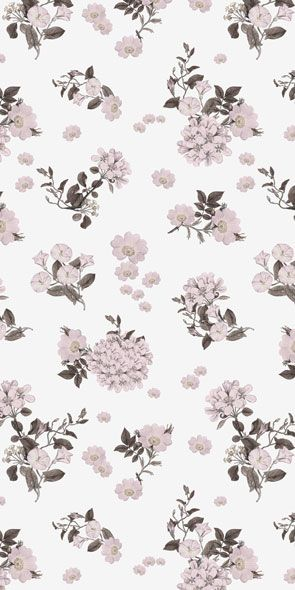 Floral Repeat Print - www.rachelrowson.co.uk