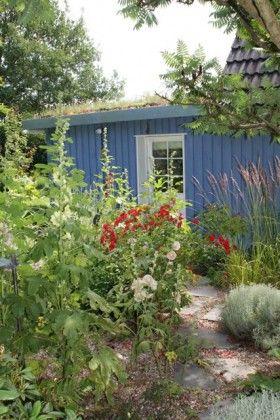 Ostsee Rügen Ferienhaus Blaues Haus - Objektnr: 55658-3