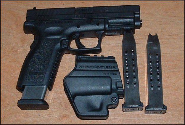 Gun Specs | Handgun Reviews: Springfield Armory XD9 |https://guncarrier.com/springfield-armory-xd9/