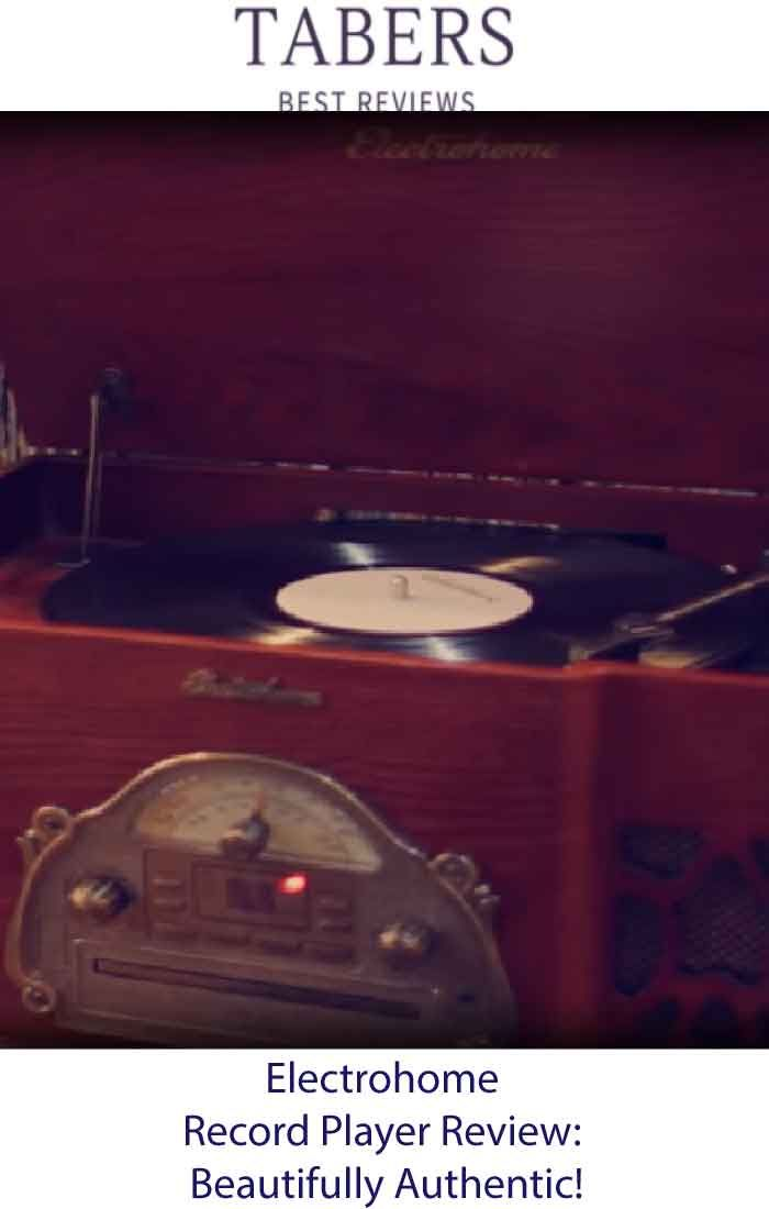 Nothing Brings Back Memories Like Listening To YOUR Vinyl Record Collection. NOW YOU Can Relive Those Memories With A Vintage Record Player Like This One We Talk About In Our Electrohome Record Player Review.