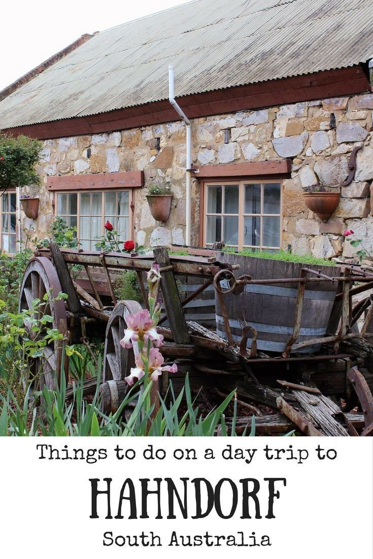 Josie Wanders | Hahndorf – A German Gem in South Australia | http://josiewanders.com Looking for a day trip out of Adelaide, South Australia? A visit to the historic town of Hahndorf in the Adelaide Hills fits the bill. It is a foodie's delight with many