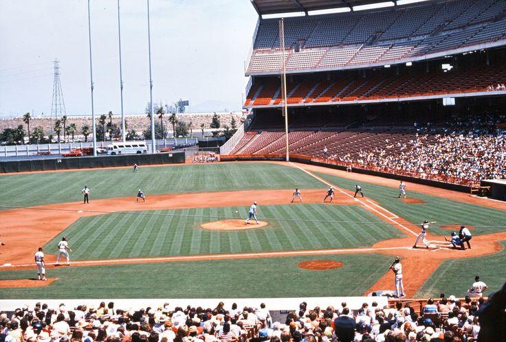 Angel stadium 1977 angel stadium los angeles