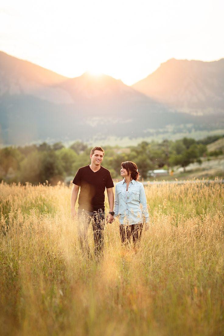 sunset-engagement-photos #jason-ginaweddingphotographers