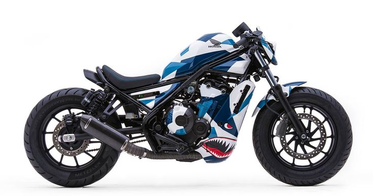 Honda launches the 2017 Rebel with a pair of very cool customs. Plus an immaculate Ducati 900SS restomod, and a Yamaha MT-03 designed by a 12-year-old...