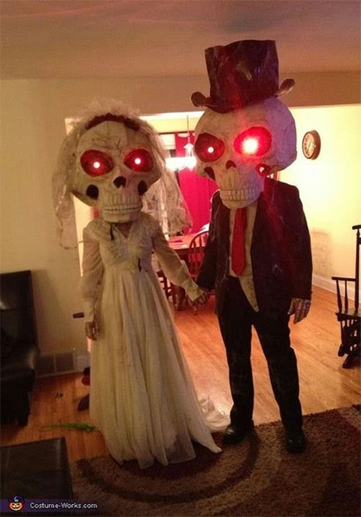 Pin by Andrea McNally on Halloween Scary halloween costumes,