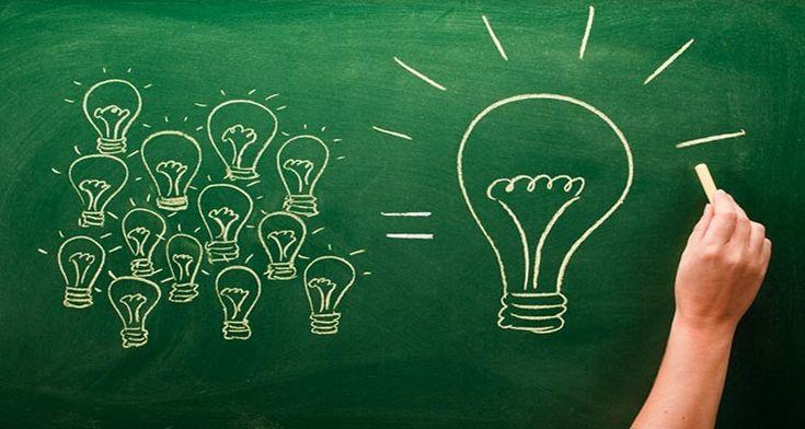 Brain storming - plusieurs petites idées sans discrimination de bonne ou mauvaise = terreau pour une bonne idées.