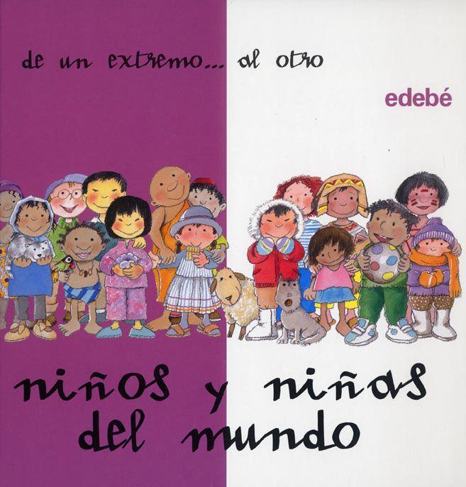 Niños que viven en el desierto, en la selva... ¡o en una ciudad llena de agua! ¿Te gustaría conocerlos? En este libro puedes encontrar niños de todas las partes del mundo.