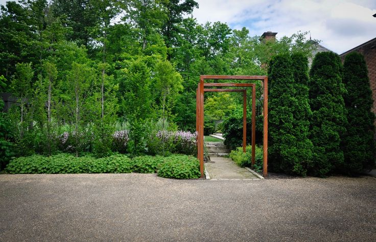 McCullough's Landscape & Nursery Cypress for screening...