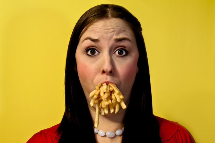 #Honger verminderen, kan door langzaam #eten Dat heeft een Amerikaans onderzoek uitgewezen.
