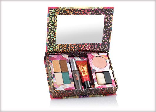 Benefit Cosmetics - the rich is back! #benefitgals
