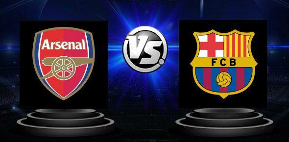 Arsenal vs. Barcelona - 23 Februarie 2016