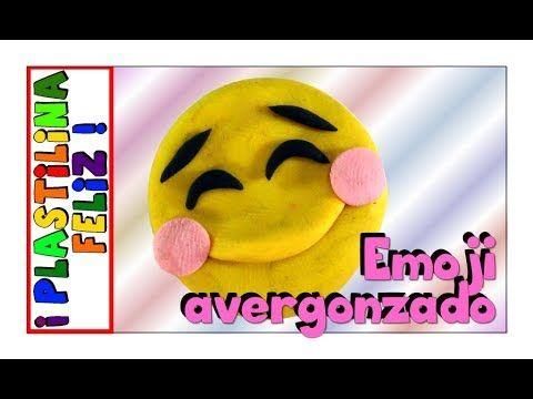 En este tutorial aprenderás paso a paso como hacer al Emoji avergonzado, en plastilina.