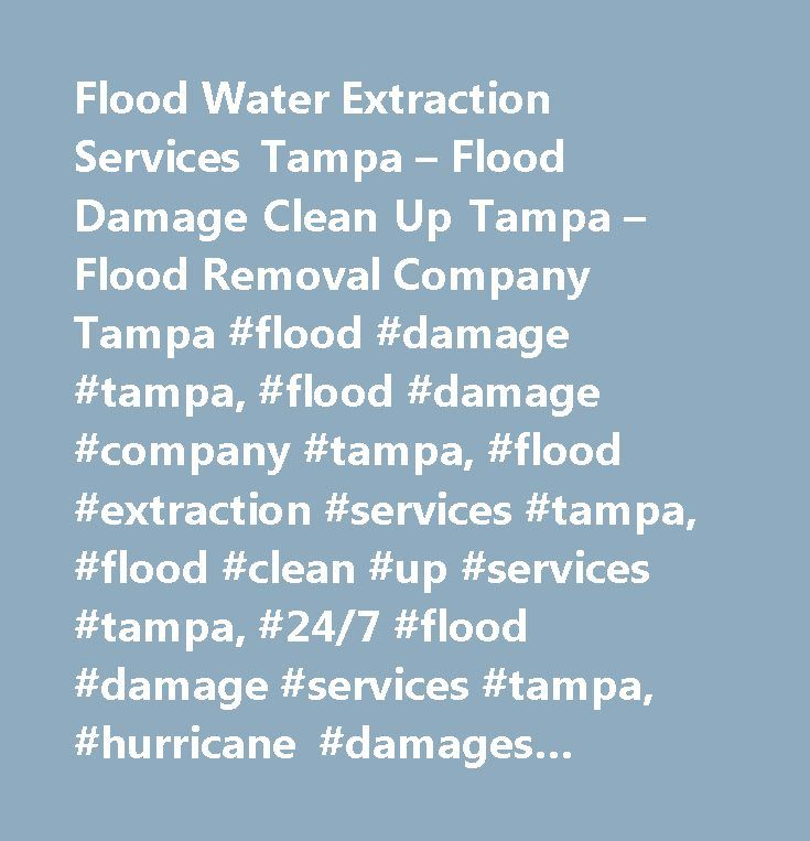 Flood Water Extraction Services Tampa – Flood Damage Clean Up Tampa – Flood Removal Company Tampa #flood #damage #tampa, #flood #damage #company #tampa, #flood #extraction #services #tampa, #flood #clean #up #services #tampa, #24/7 #flood #damage #services #tampa, #hurricane #damages #tampa, #tsunami #damages #tampa, #flood #damage #assessments #tampa, #tampa #flooding #services, #flooding #services #tampa, #professional #flood #services #tampa, #flood #removal #company #tampa, #flood…