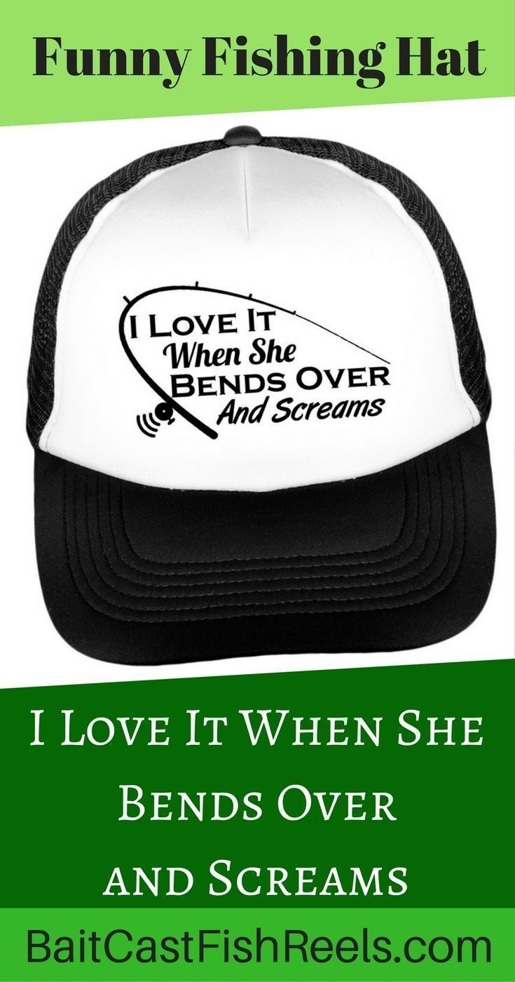 Funny Fishing Trucker Hat for the fisherman in your life. Fishing humor.   fishinghumor 8f3d4709ffa