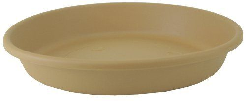 Akro-Mils SLI14000A34 Deep Saucer for Classic Pot, Sandstone, 14-Inch by Akro-Mils. $3.25. It complements 14-inch classic pot. Made with a traditional design and natural colors; lightweight and durable. Deep saucer for classic pot. It is perfect for formal and informal arrangements, inside or outside. Available in sandstone color. This deep saucer is made with a traditional design and natural colors. It is use for classic pot and perfect for formal and informa...