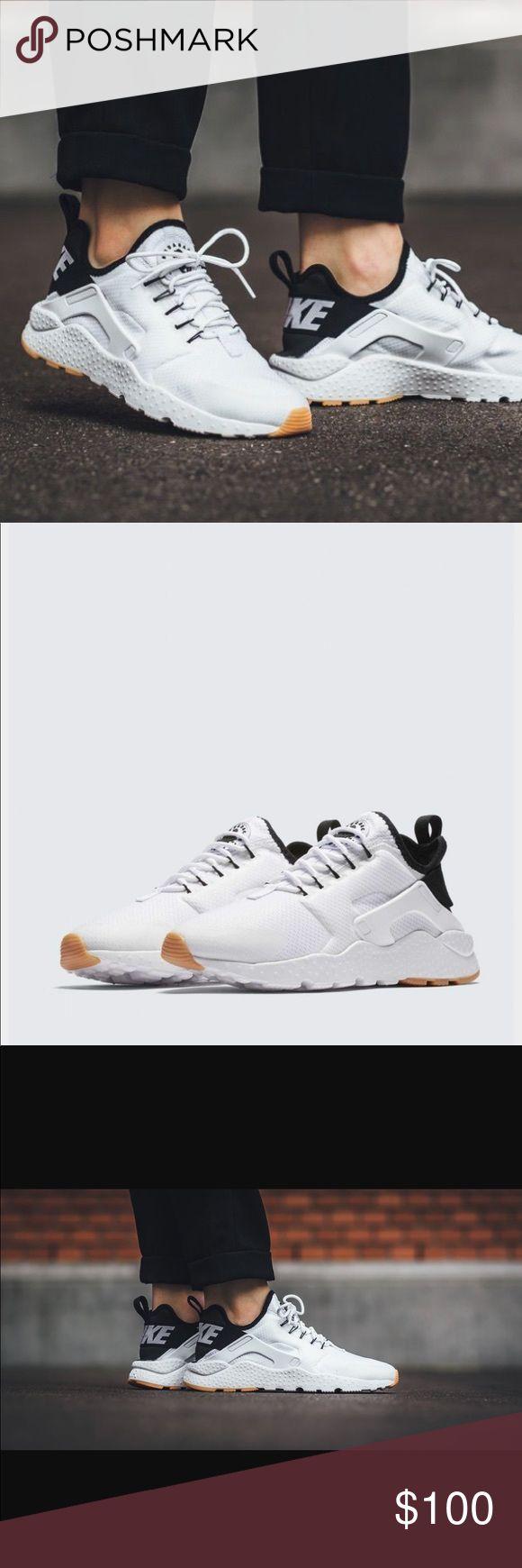 Nike HUARACHE ultra size 6.5,7,7.5,8,8.5,9,10, new Nike women's HUARACHE ultra size 6.5,7,7.5,8,8.5,9,10, new 100% authentic! Itemcloset#cinthr Nike Shoes