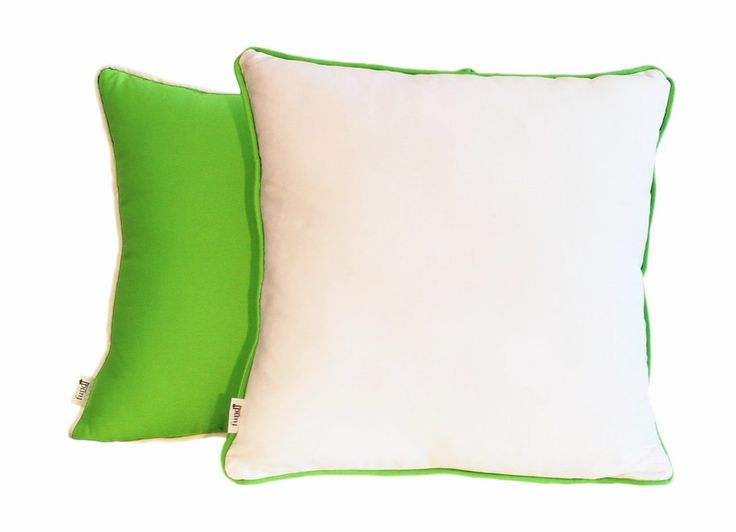 Scatter Cushion Lime