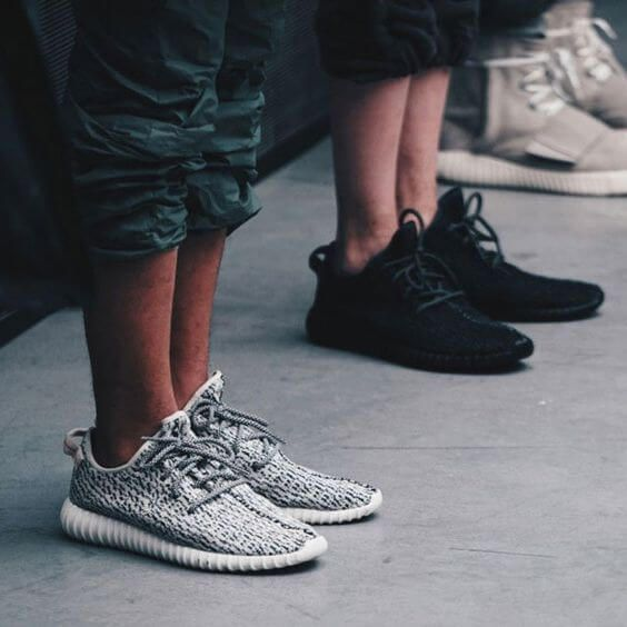 2b53c464 Ways to Wear: Adidas Yeezy 350 Boost Sneaker in 2019 | glorious ...