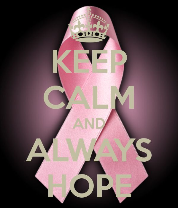 KEEP CALM AND ALWAYS HOPE