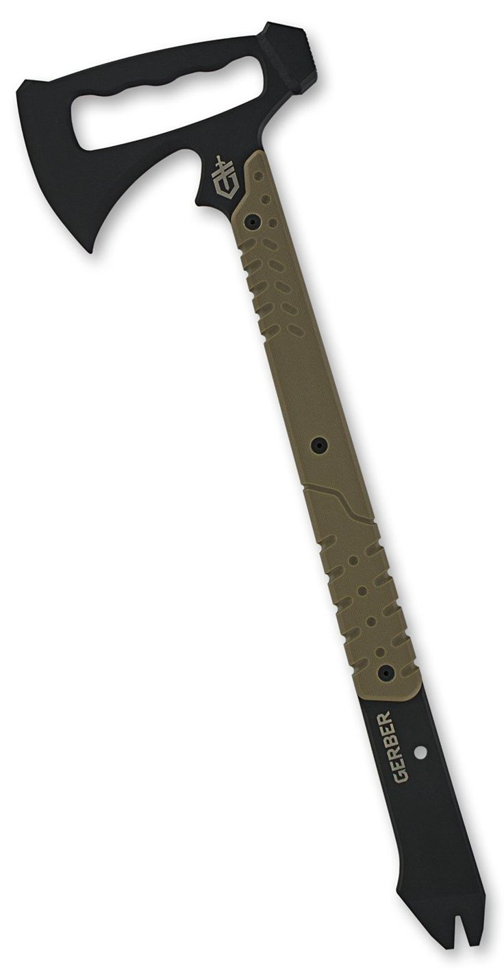 Amazon.com: Gerber Downrange Tomahawk [30-000792]: Home Improvement