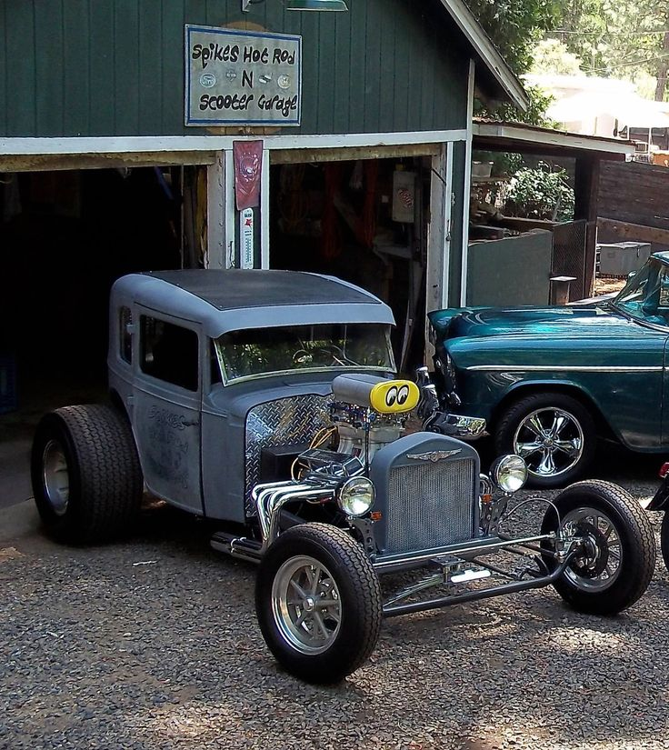 Best Hotrods Images On Pinterest Rat Rods Rats And Custom Cars