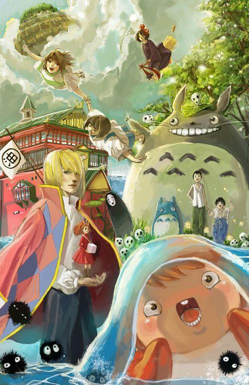 anime miyazaki - photo #34