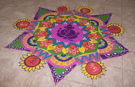 Best Freehand Rangoli Designs And Images – Our Top 10