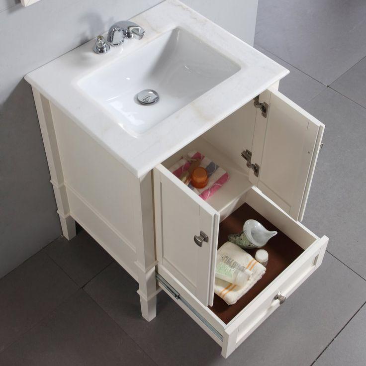 Simpli Home Chesapeake 24 In Single Bathroom Vanity Bait Your Hook Cast
