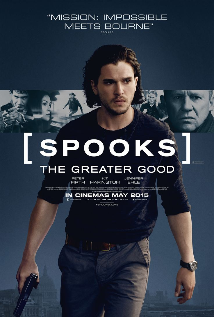 spooks the greater good poster - Google Search