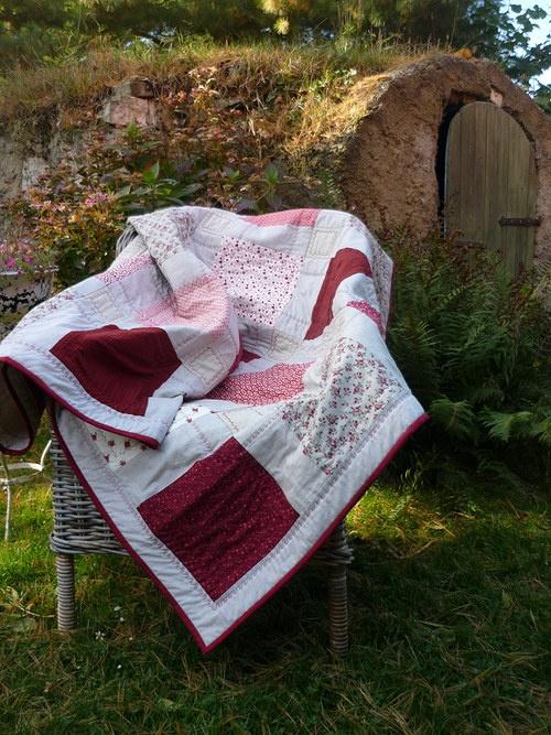 """nádherný quilt od """"la-vendy"""""""