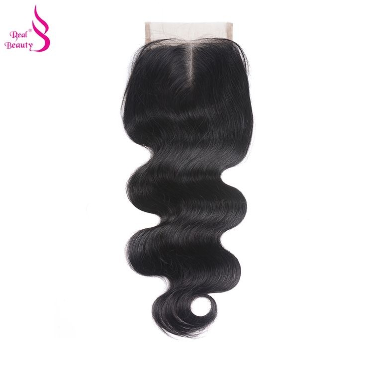 33.72$  Buy here - Real Beauty Lace Closure Body Wave With Baby Closure Malaysian Remy Hair Bundles 4*4 Swiss Lace Bleached Knots Free Shipping   #buyonlinewebsite