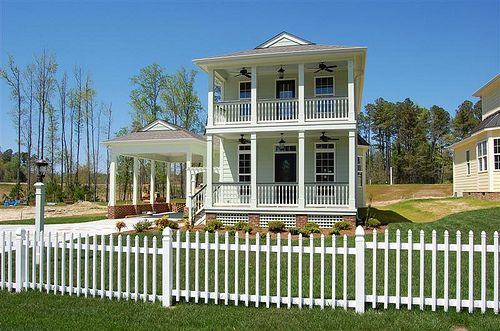 The Charleston With Carport Designed And Built By
