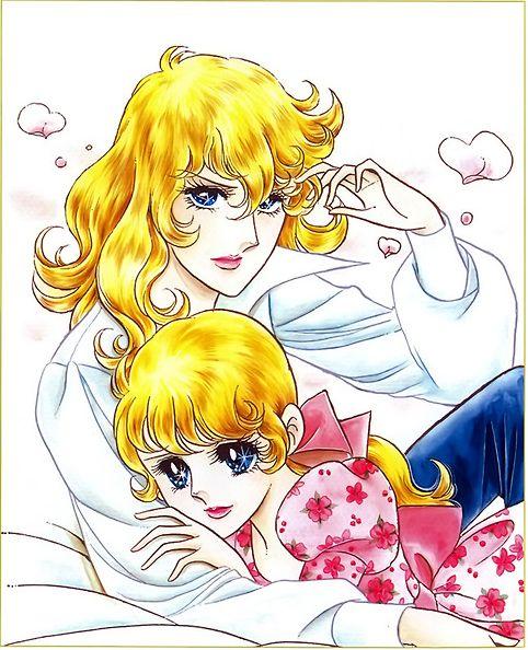 Oscar & Rosalie (Riyoko Ikeda)