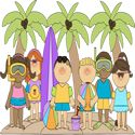 FREE clipart site - can use these on Teachers Pay Teachers