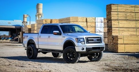 2013 Ford F-150 FX4 LIFTED 4x4 Truck