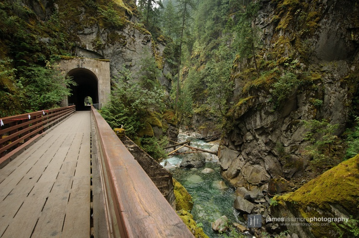Othello tunnels in BC, one of my favorite places.