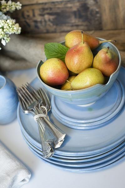 Bowl full of pears!
